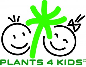 LogoPlants4Kids Druck