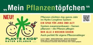 Pflanzentöpfchen