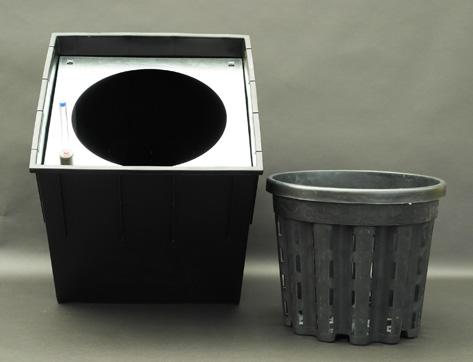 Cubico 40 mit Hydro Profi Line System