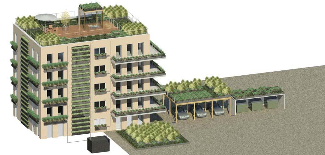 Gebäudezeichnung 1050_500