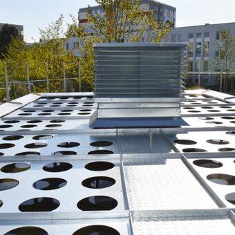Hydro Profi Line Rastersystem Müllhausbegrünung